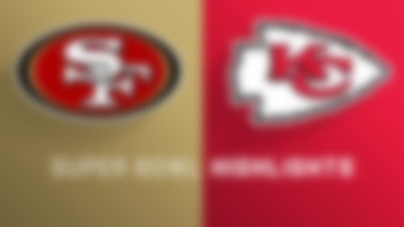 49ers vs. Chiefs highlights   Super Bowl LIV