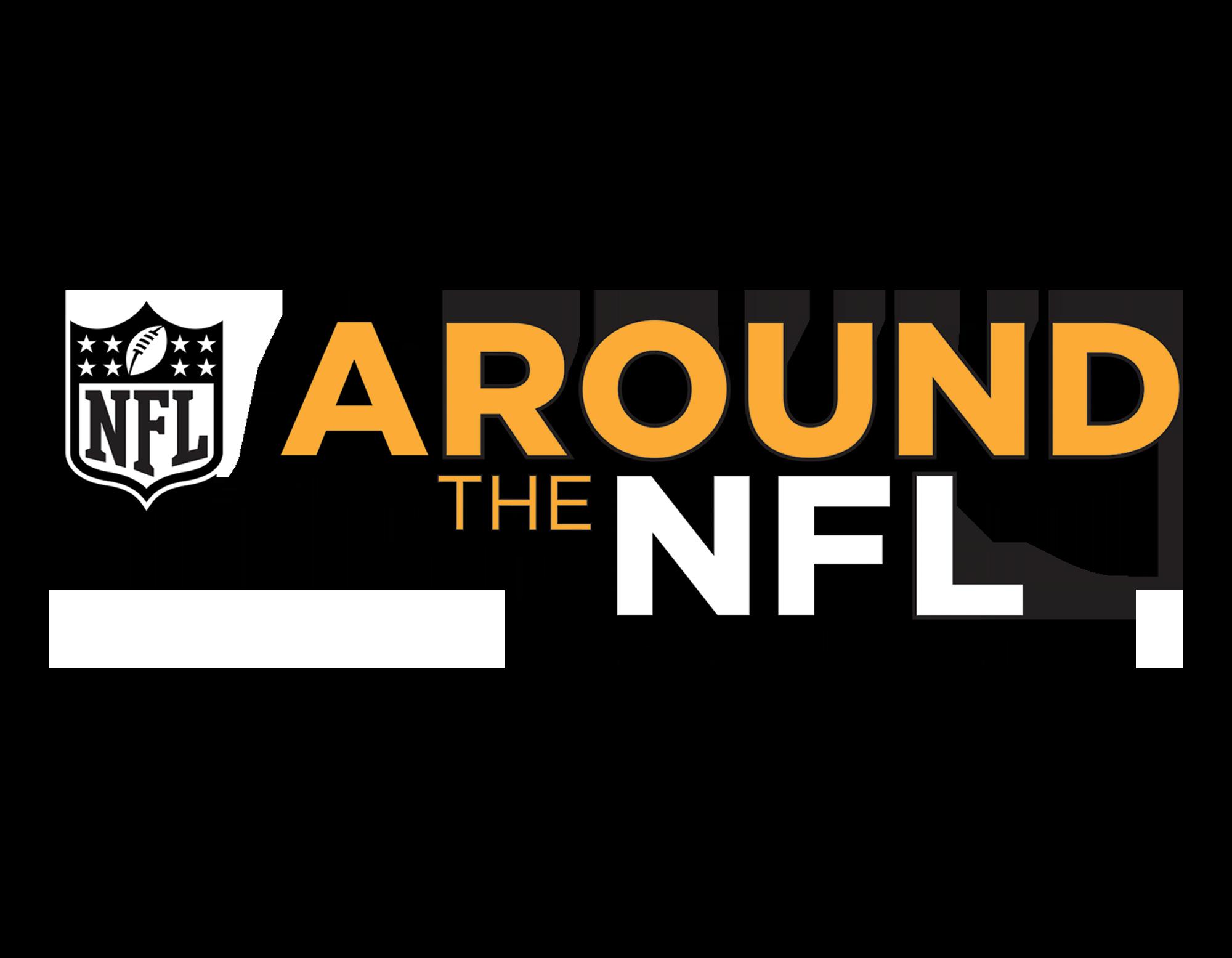 AROUND THE NFL | SATURDAYS 8AM ET