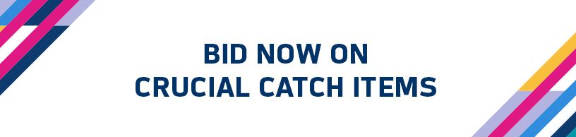 Bid Now on Crucial Catch Items