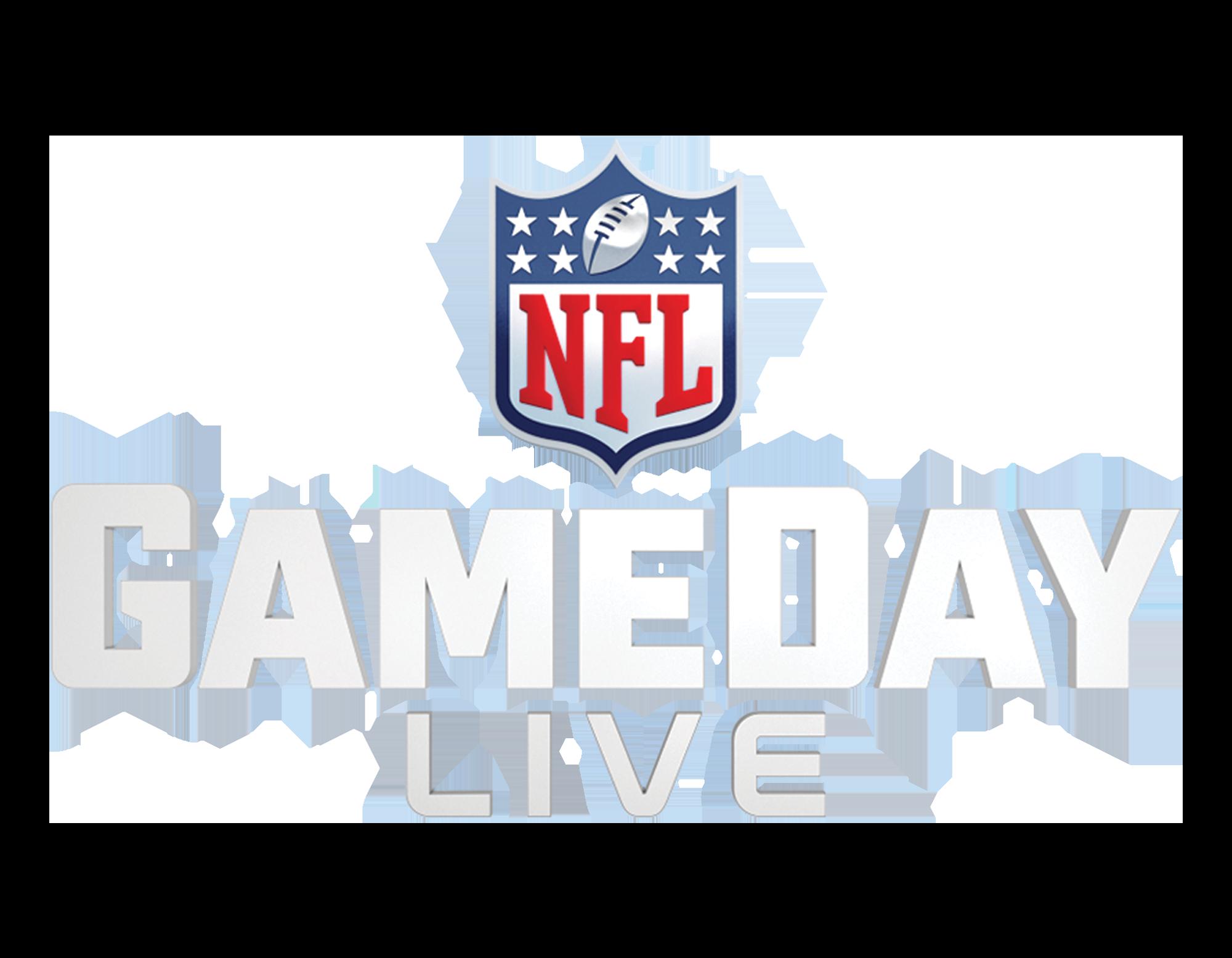 NFL GAMEDAY LIVE | SUNDAYS 1PM ET