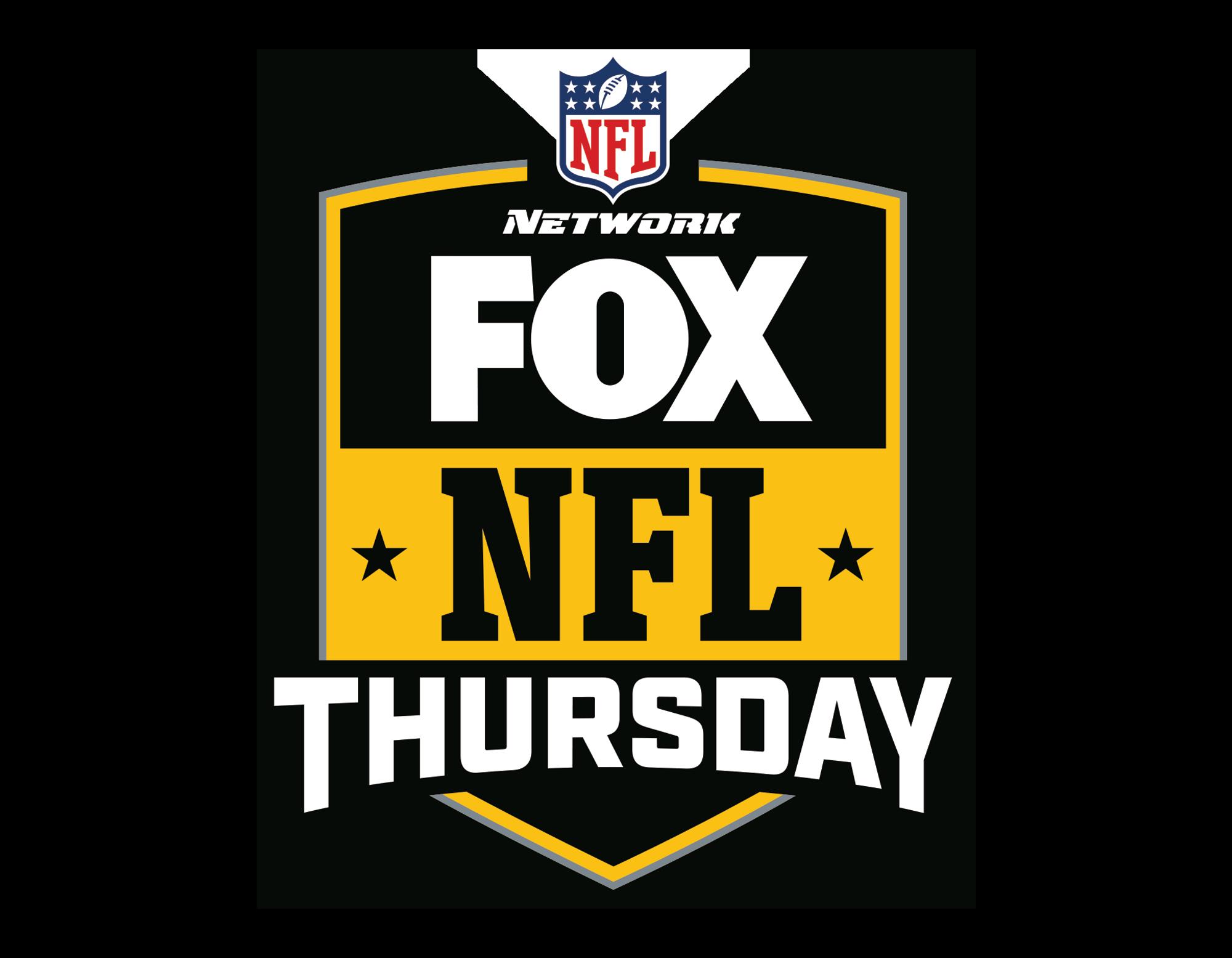FOX NFL THURSDAY | THURSDAYS 7:30PM ET
