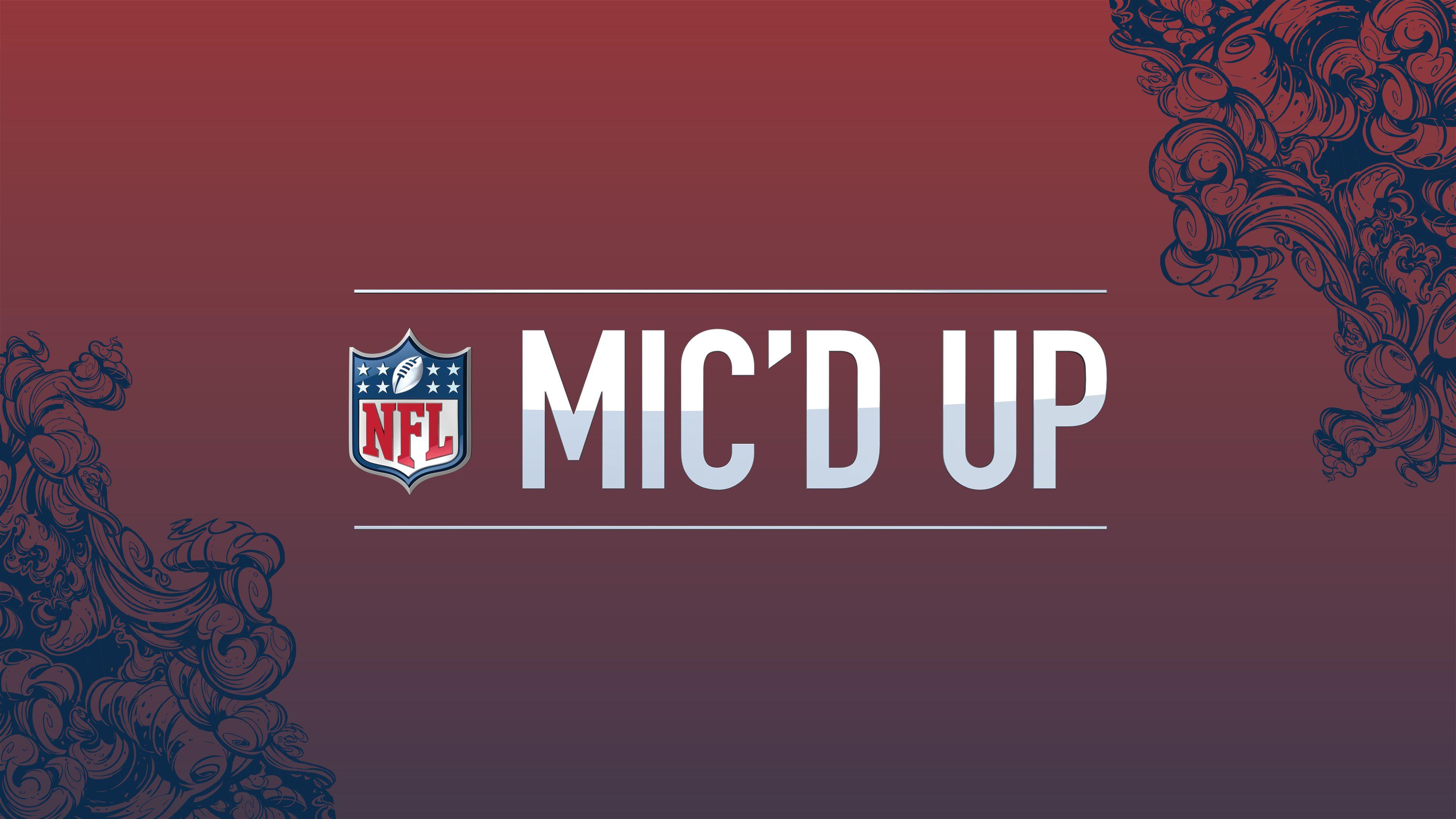 NFL Mic'd Up: Best of 2020