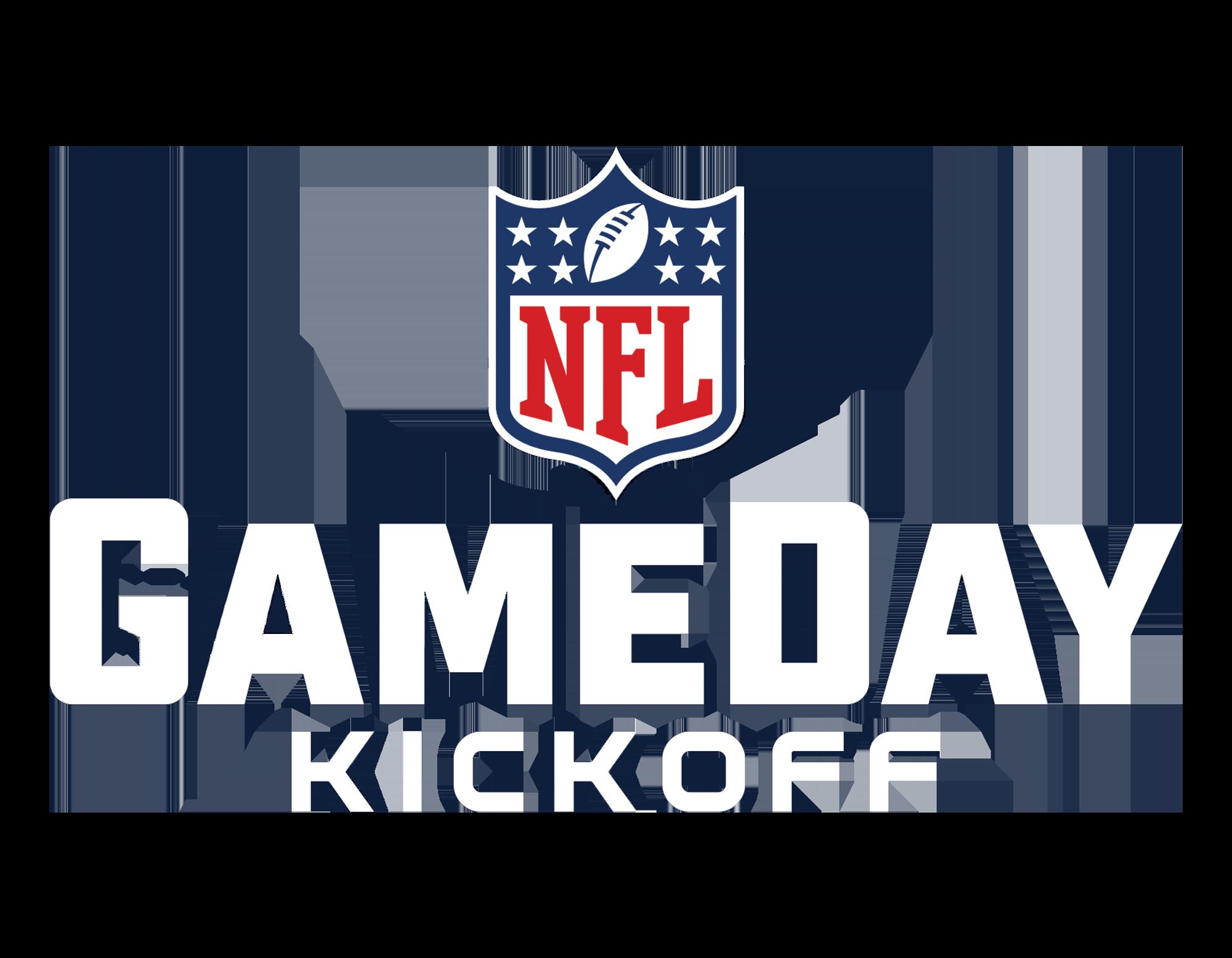 NFL GAMEDAY KICKOFF | THURSDAYS 6PM ET