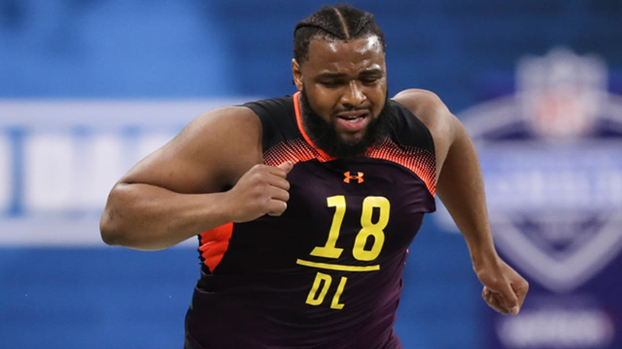 NFL Combine 2015: Full results for offensive linemen