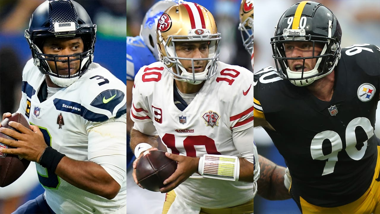 20 NFL season, Week 20 What we learned from Sunday's games