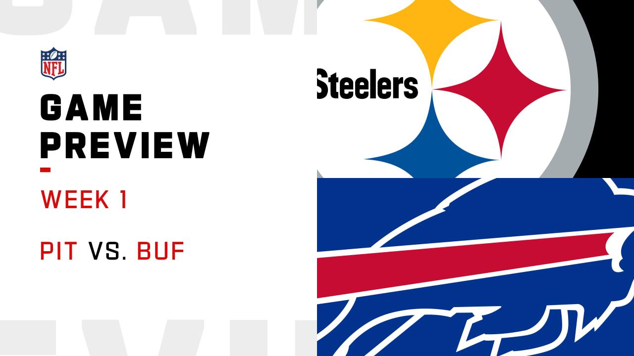 Pittsburgh Steelers vs. Buffalo Bills preview | Week 1