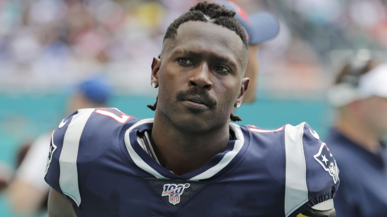 Free Agent Wr Antonio Brown Suspended Eight Games