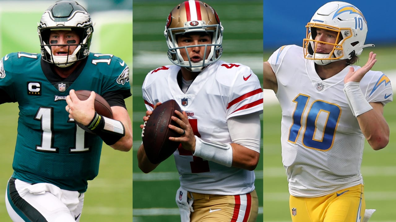 Offensive Player Rankings Week 4: Eyeing six QB situations – NFL.com
