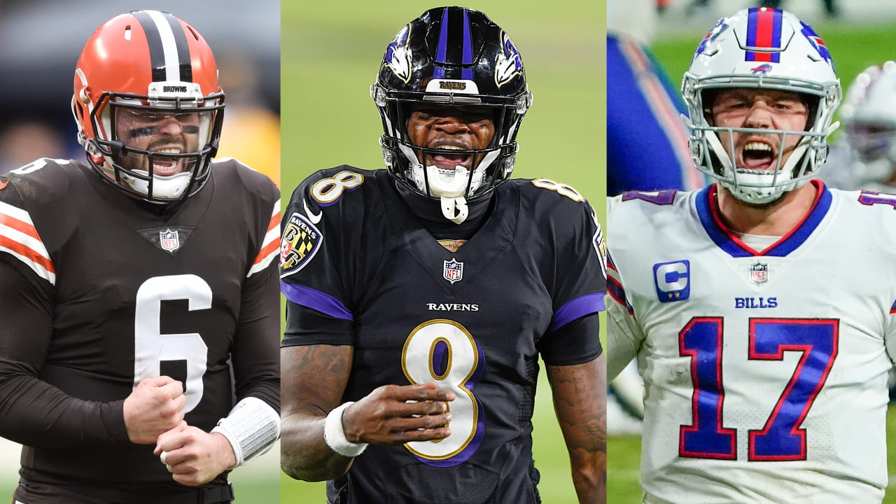 Which Quarterback of the 2018 NFL Draft Class will Advance to AFC Title Game?