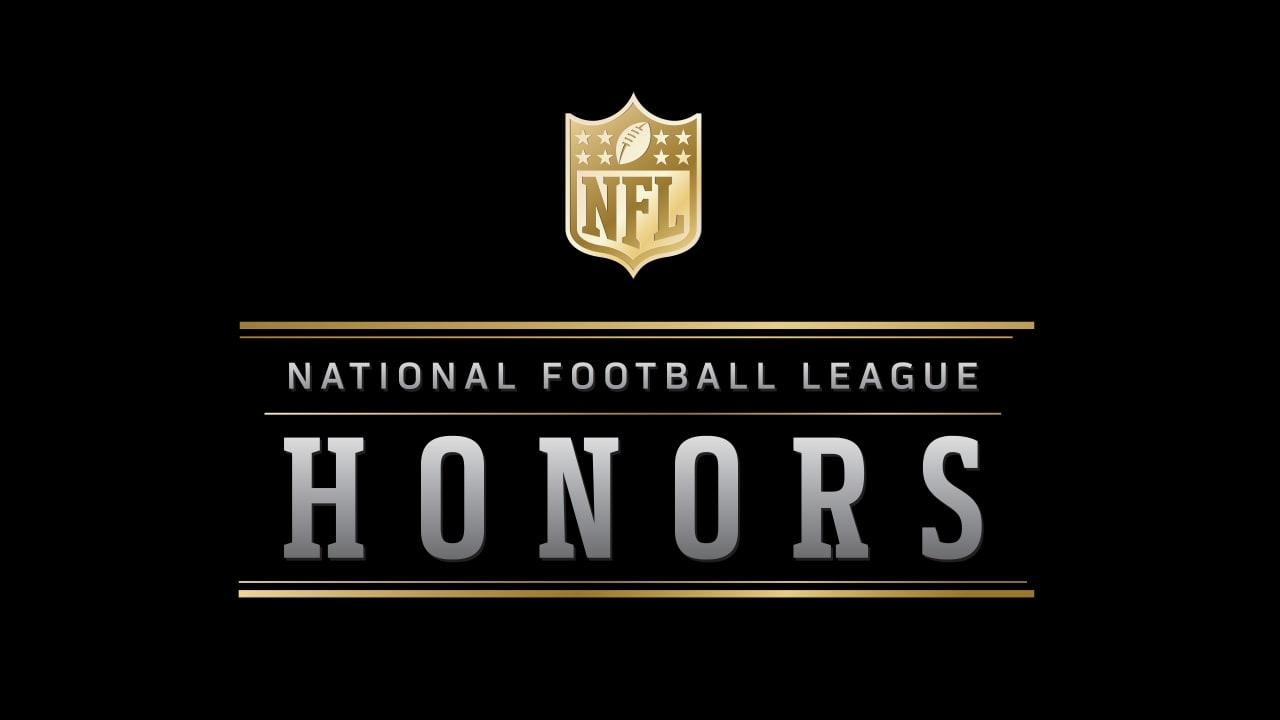 List of 'NFL Honors' award winners from 2020 season