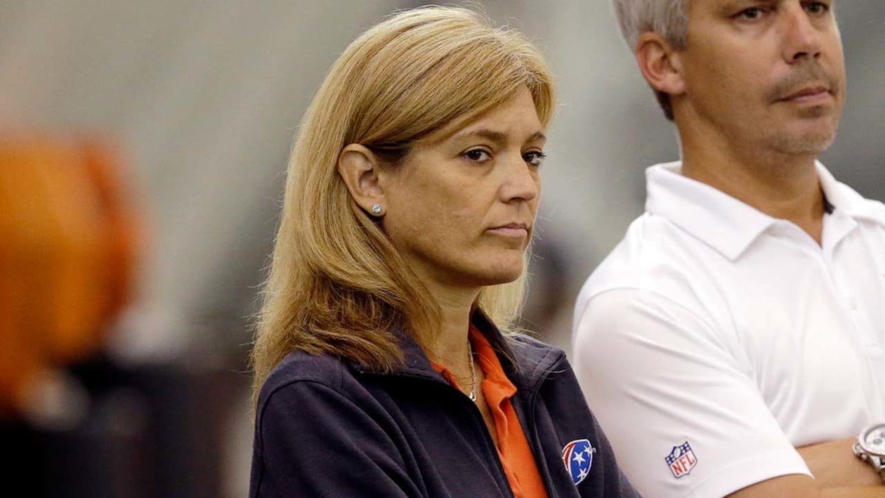 Dawn Aponte: Will absolutely have female GM one day