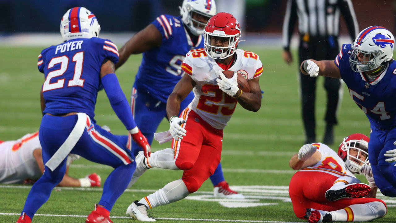 Chiefs RB Clyde Edwards-Helaire turns in monster day vs. Bills ahead of Le'Veon Bell's arrival - NFL.com