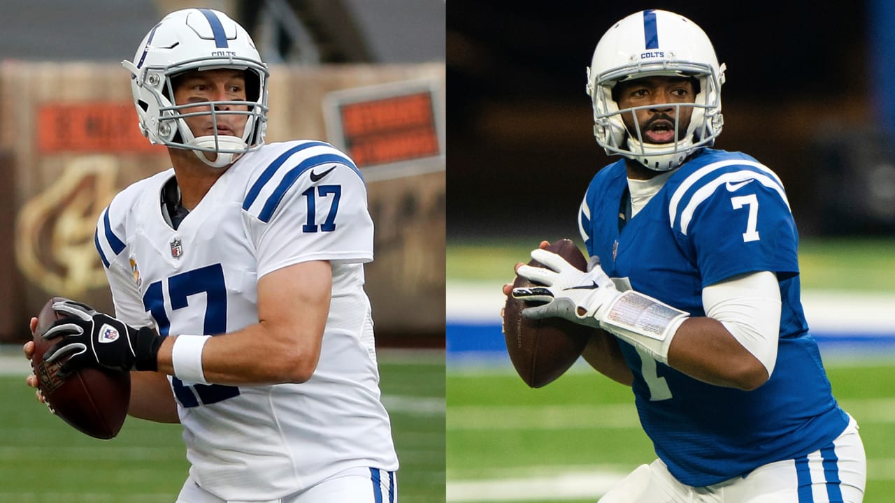 Colts HC Frank Reich dismisses talk of ...