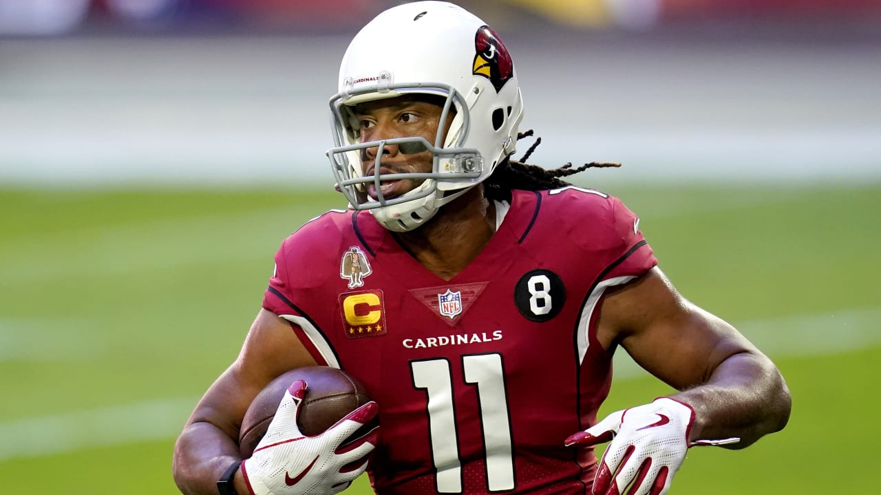 Cardinals WR Larry Fitzgerald tests positive for COVID-19, will miss game vs. Patriots - NFL.com