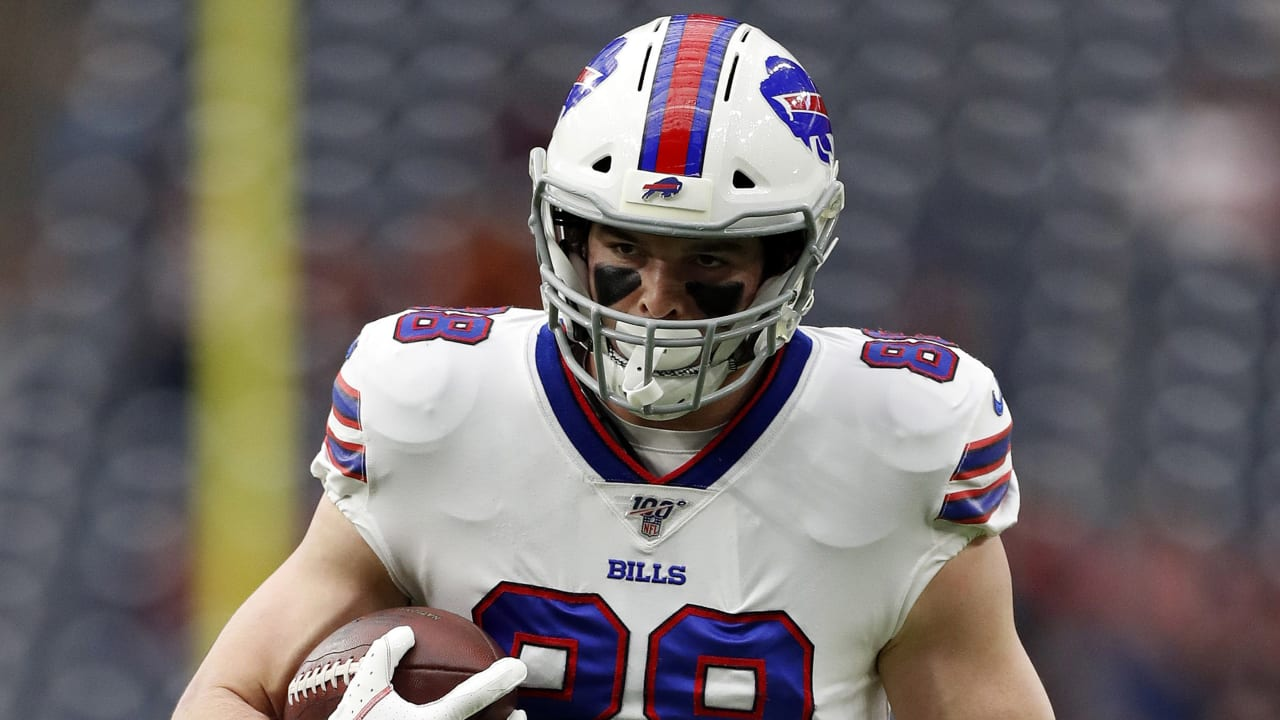Bills Te Dawson Knox Tests Positive For Covid 19 Placed On Reserve List