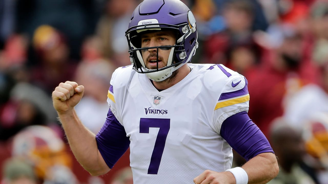 Vikings' Case Keenum: Rams just 'another game'