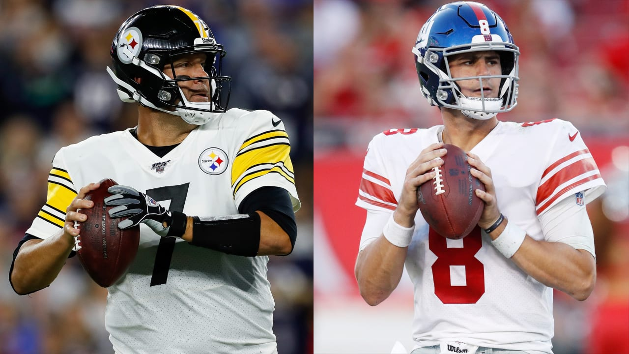 Pittsburgh Steelers Vs New York Giants Which Team S Offense Will Be Stronger Week 1