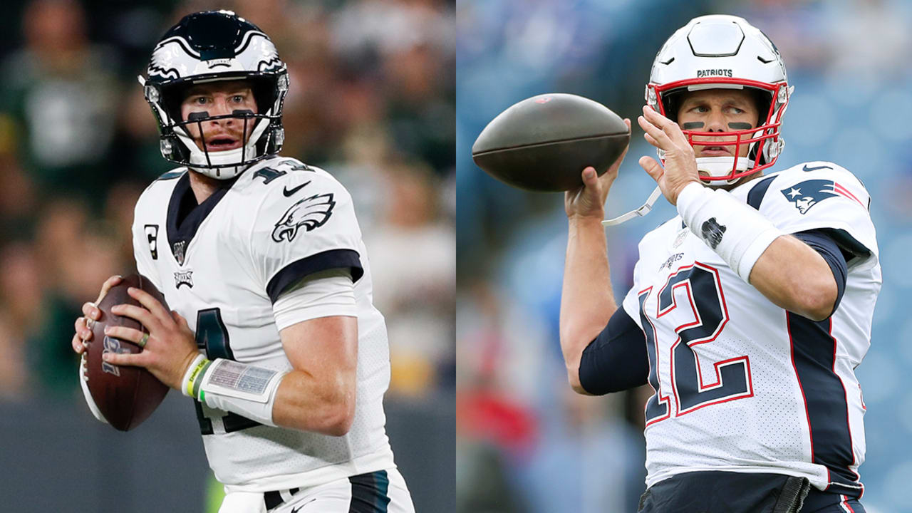 Qb Index Week 5 Carson Wentz Cracks Top Five Tom Brady Slips