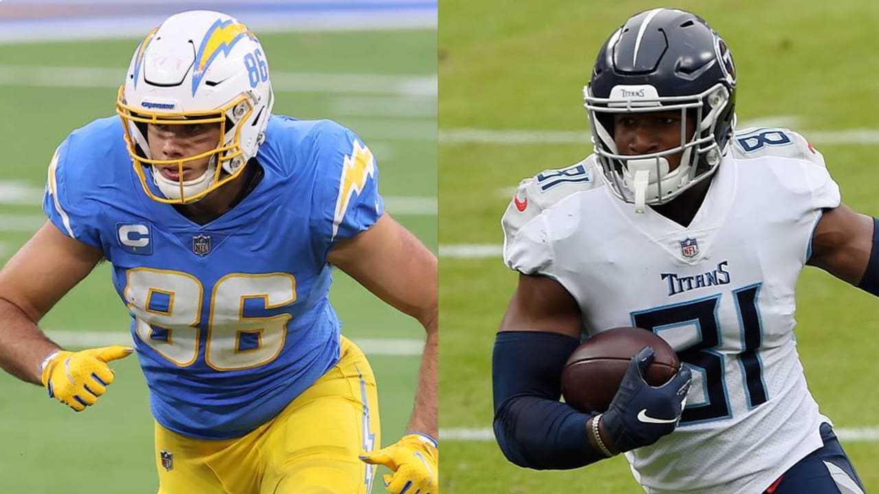 Jonnu Smith 'excited' about Patriots' two-TE sets alongside Hunter Henry