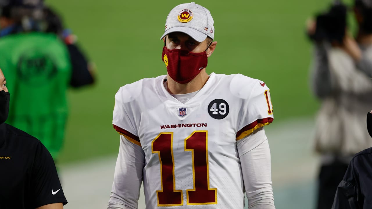Alex Smith Labels Calf Strain A Freak Thing Says It S Not Related To Broken Leg
