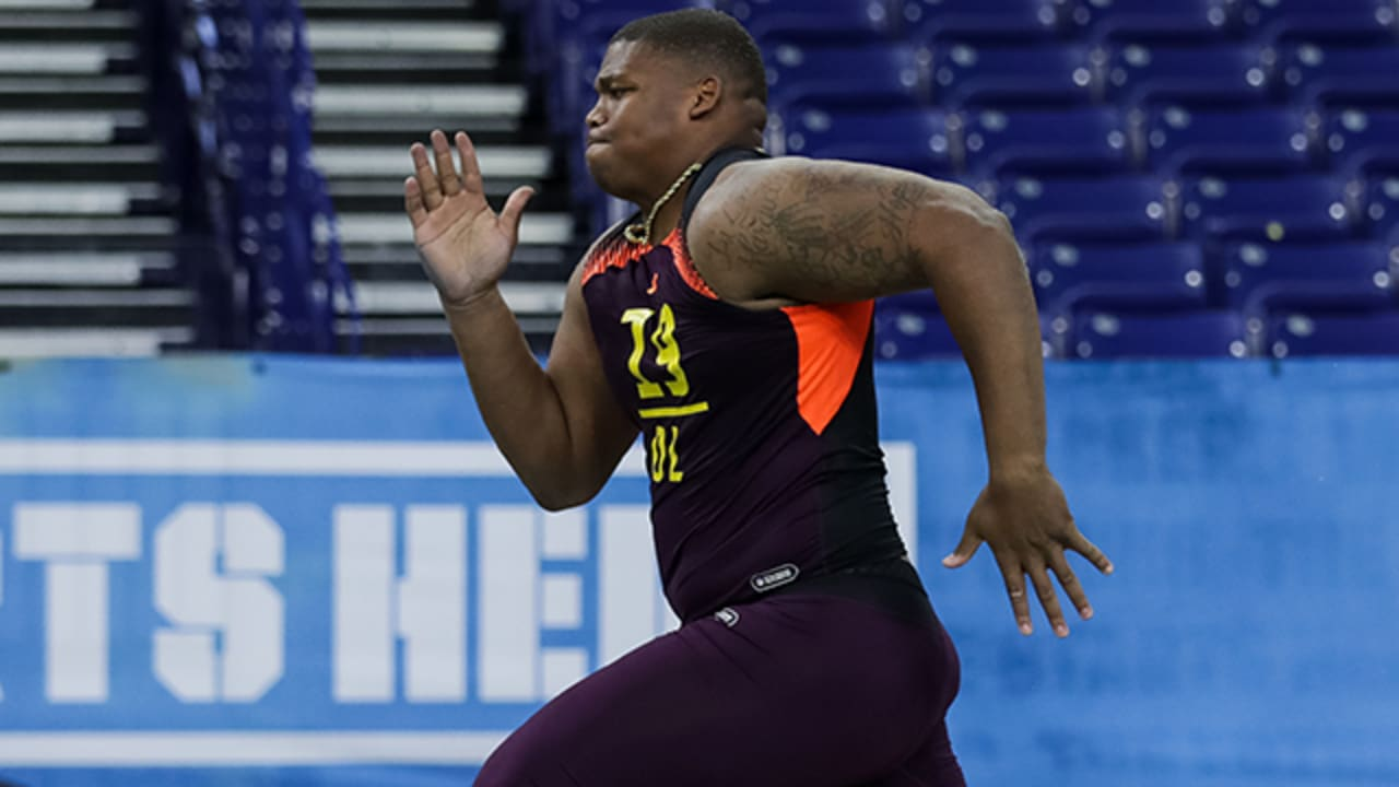 NFL Scouting Combine 2016: Fastest 40-yard dash record