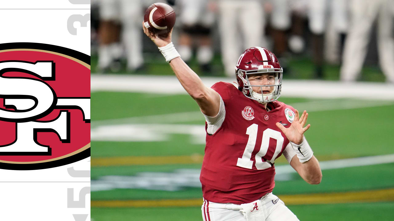 Daniel Jeremiah 2021 NFL mock draft 3.0: 49ers go all in on Mac Jones – NFL.com