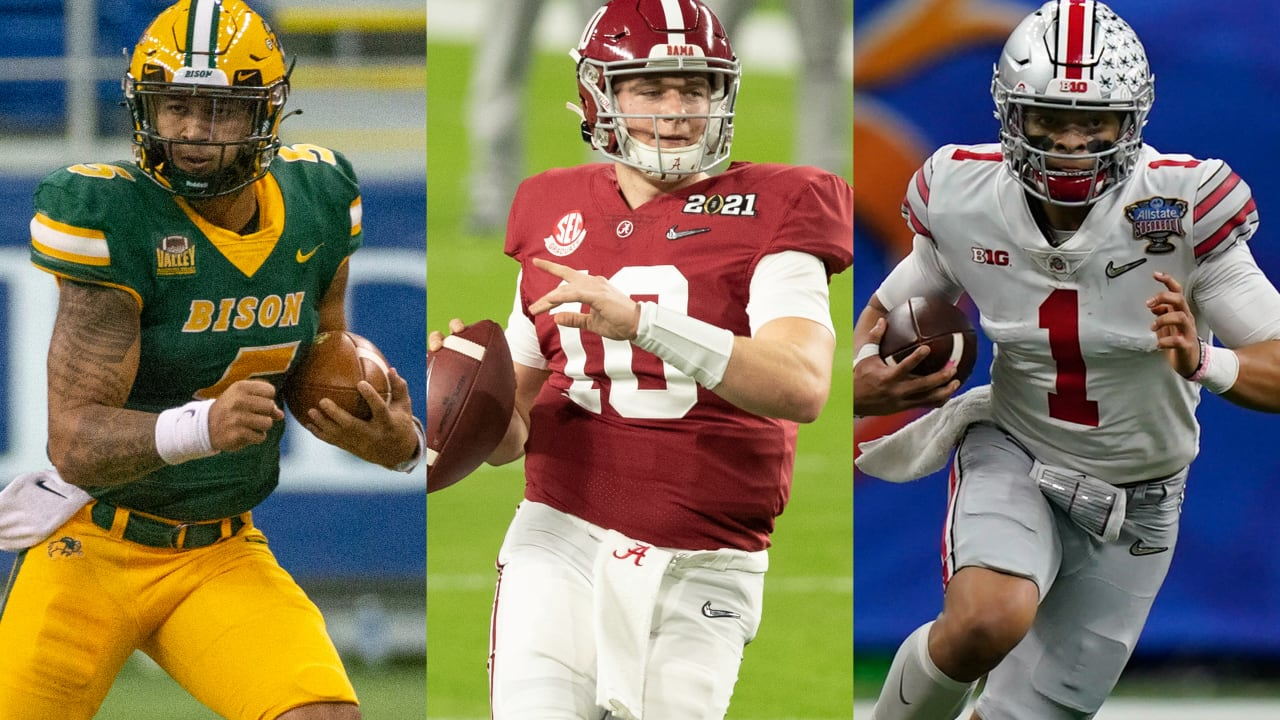 news Four-round 2021 NFL mock draft 1.0: Saints trade up for QB in Round 1 – NFL.com