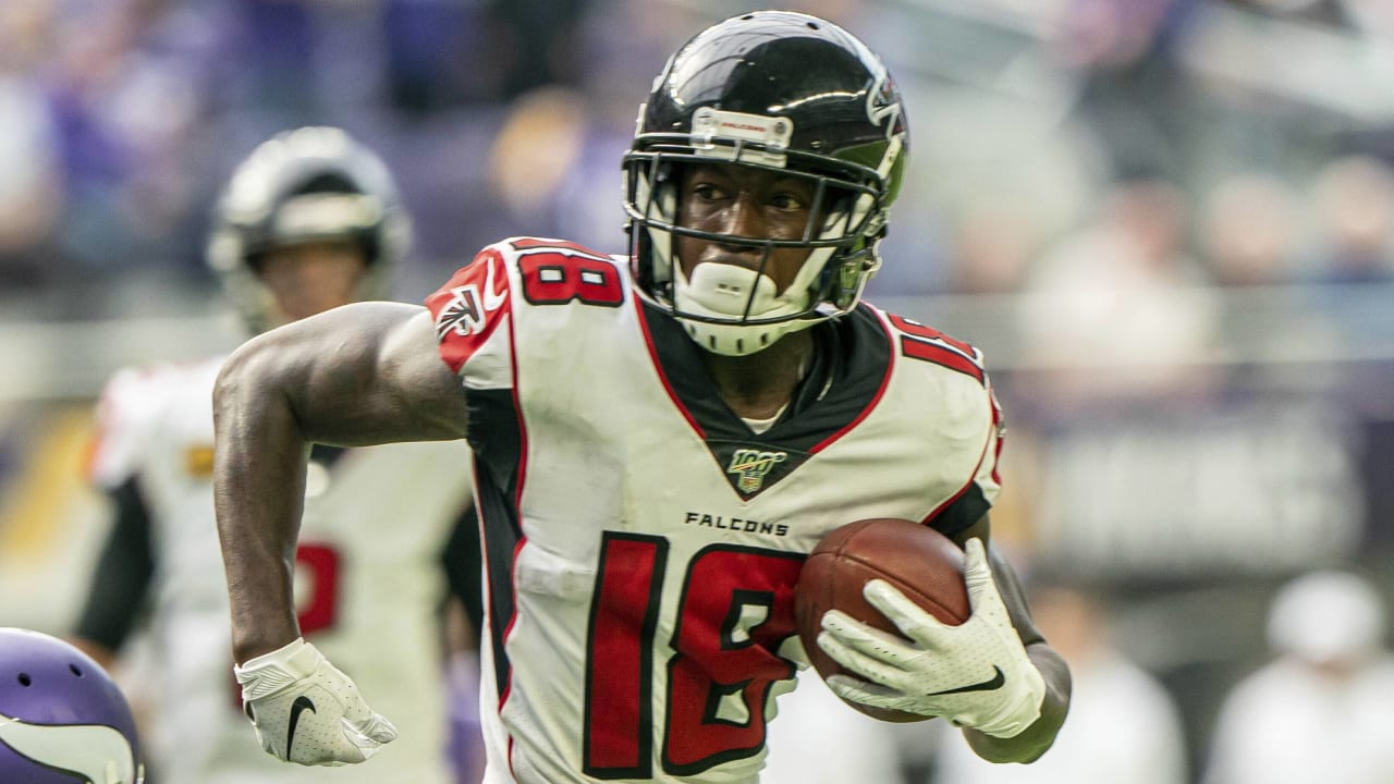 Falcons Wr Calvin Ridley I Should Be Elite This Year
