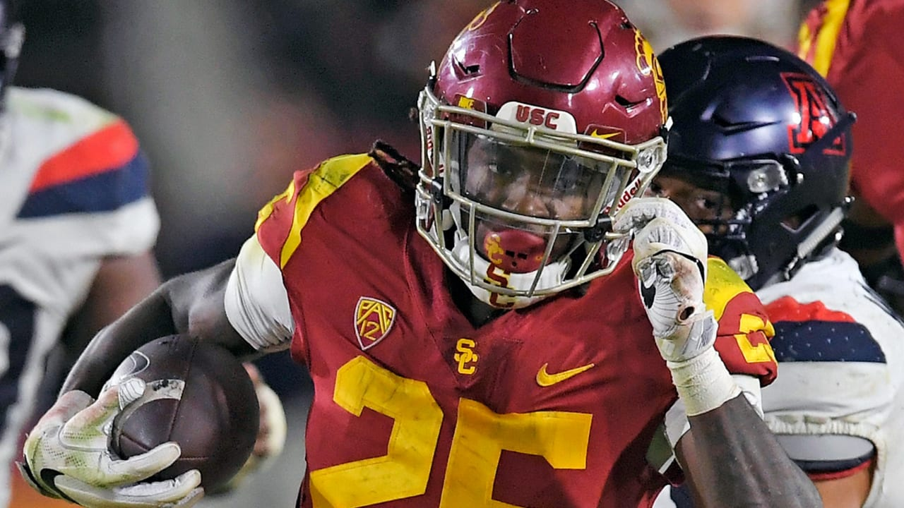 Buccaneers Take Usc Rb Ronald Jones With No 38 Pick