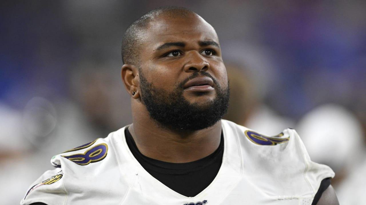 Brandon Williams Baltimore Ravens Game Jersey