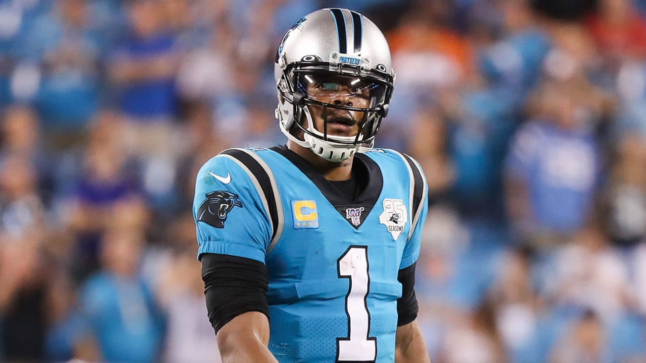 Panthers release former MVP quarterback Newton | The
