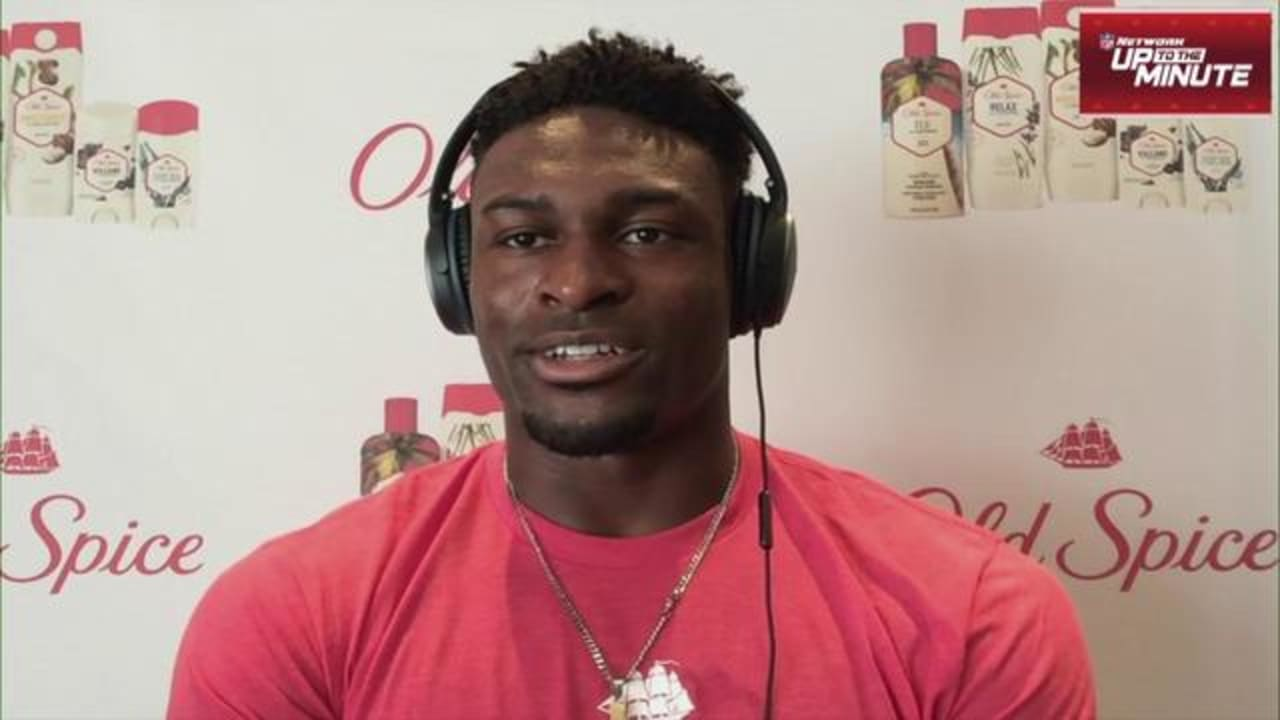 Ole Miss Wide Receiver D K Metcalf Shares His Dad S Draft Advice