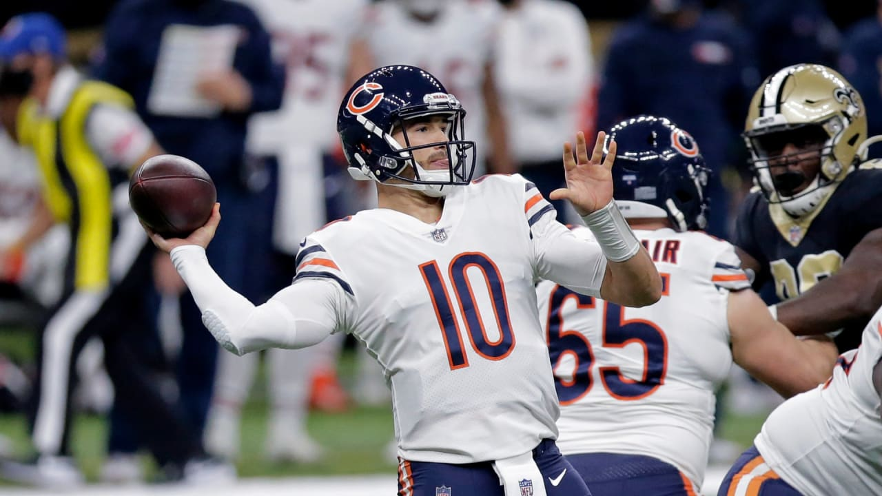 Mitchell Trubisky on future in Chicago: 'I can definitely see myself back here next year' – NFL.com