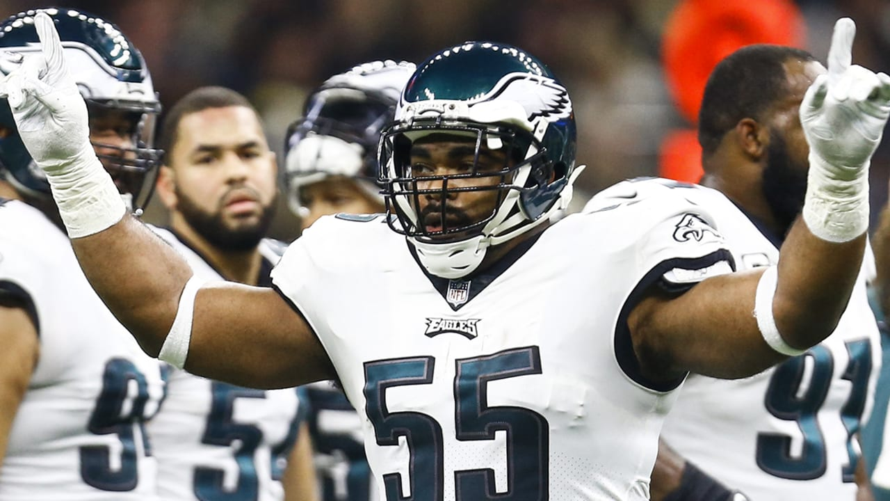 Eagles ink Brandon Graham to three-year extension