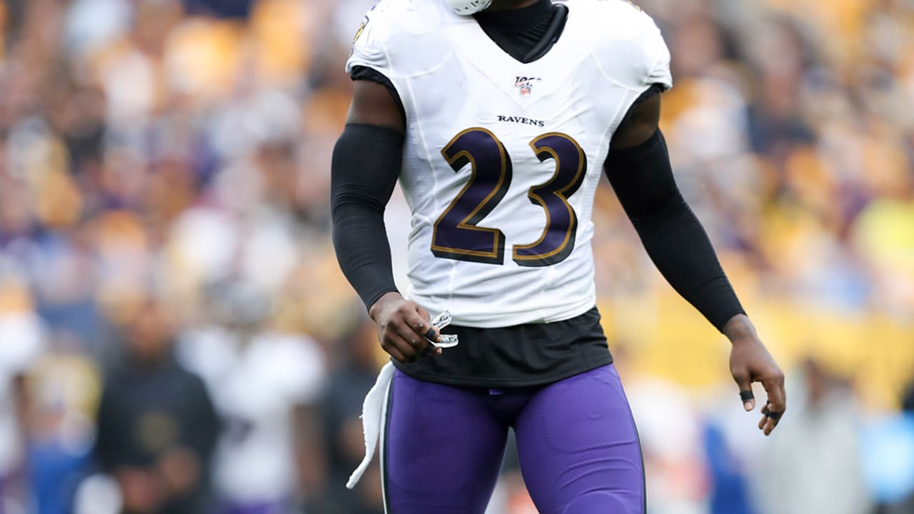 Ravens cutting Tony Jefferson after three seasons