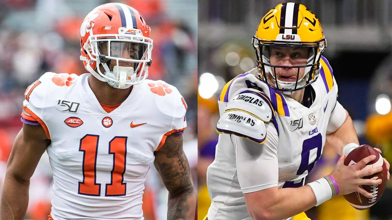 2020 NFL Draft: All-Pros, Pro Bowlers and Red Stars in this class