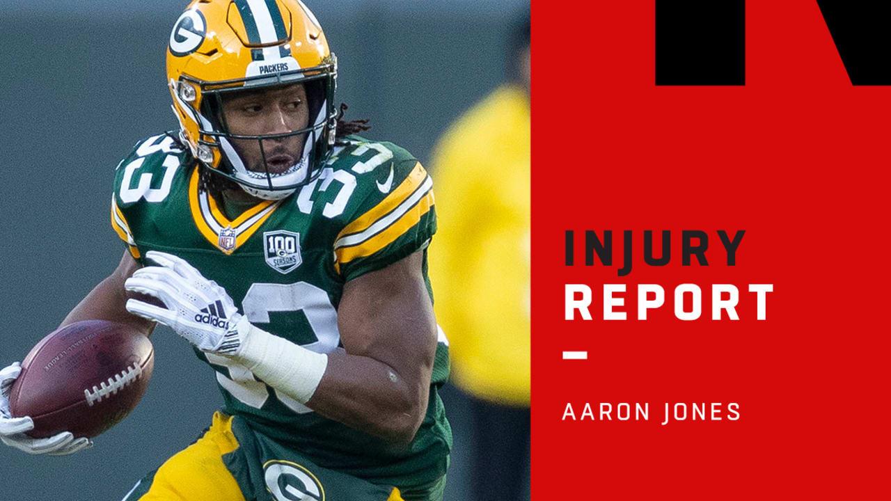 Injury Roundup Packers Place Aaron Jones Knee On Ir