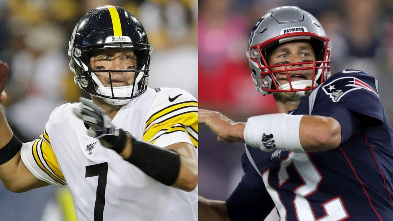 Nfl Week 1 Game Picks Patriots Nip Steelers Browns Top Titans