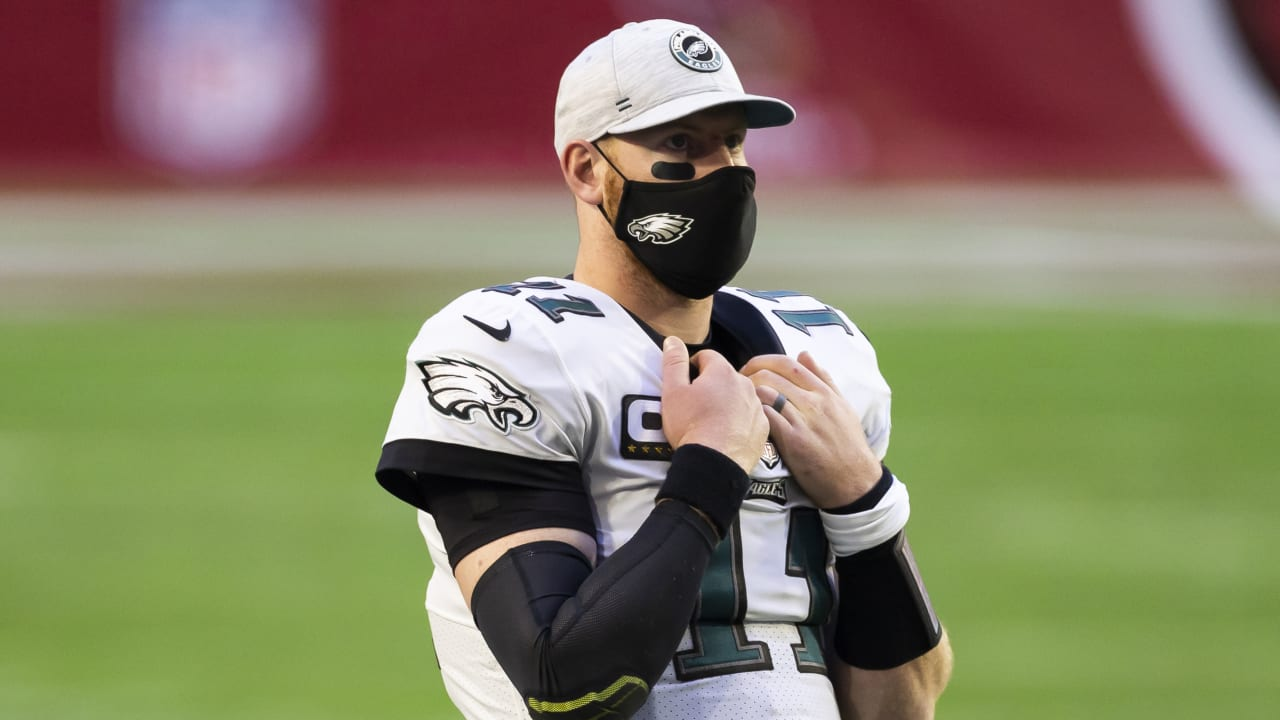 Teams have begun calling Eagles on potential trade for Carson Wentz – NFL.com