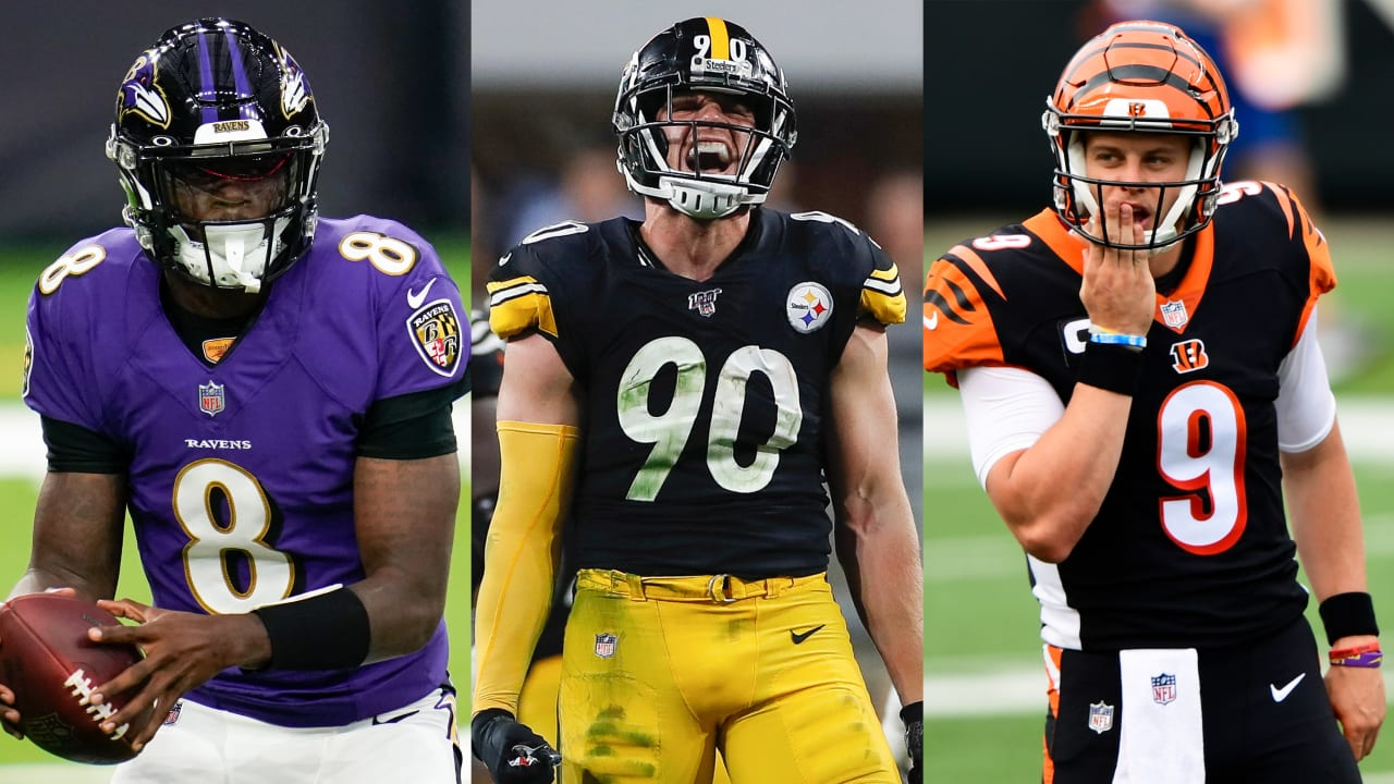 Why the AFC North is the NFL's most entertaining division
