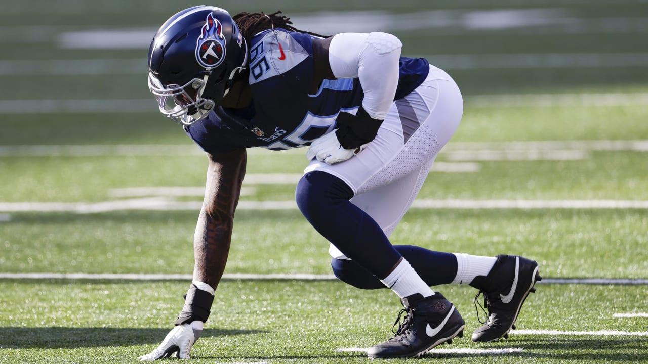 Titans LB Jadeveon Clowney might need surgery for meniscus injury – NFL.com