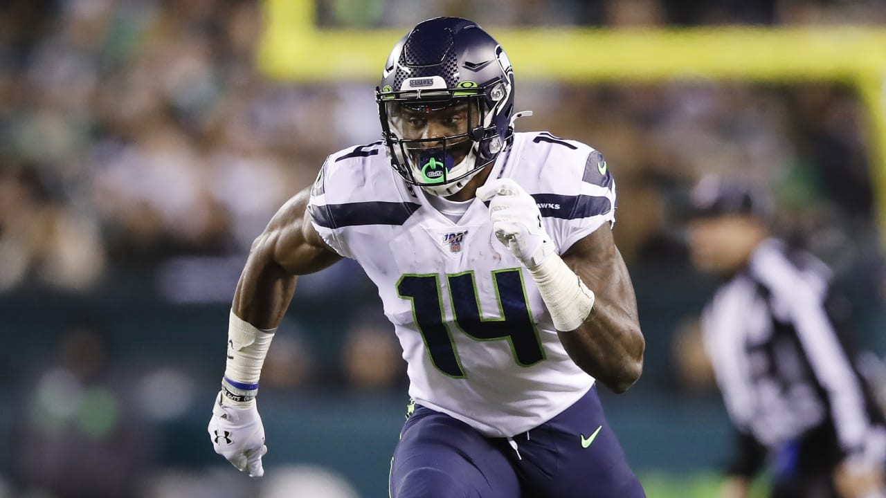 Seahawks Wr D K Metcalf Poised For Even Bigger Year