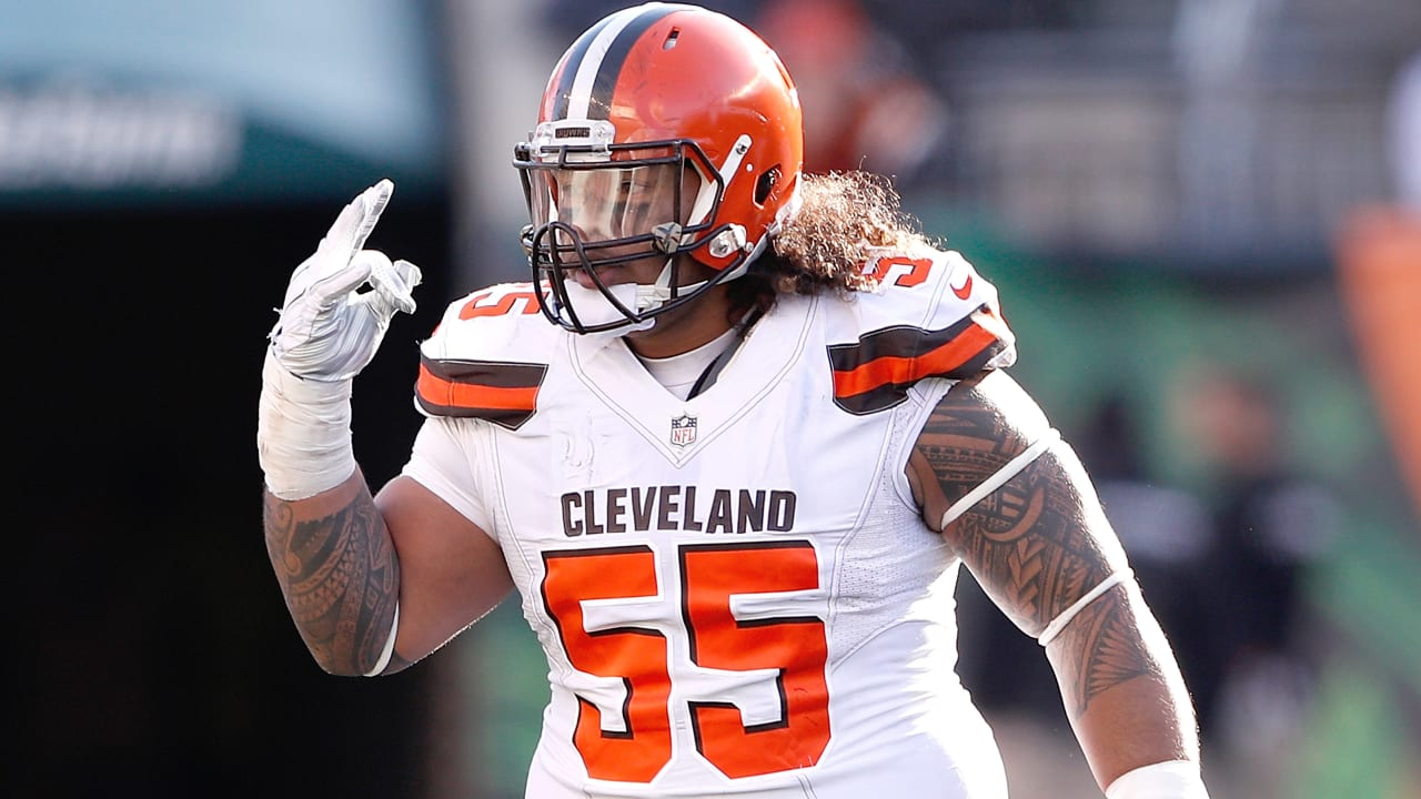 Browns agree to trade Danny Shelton to Patriots