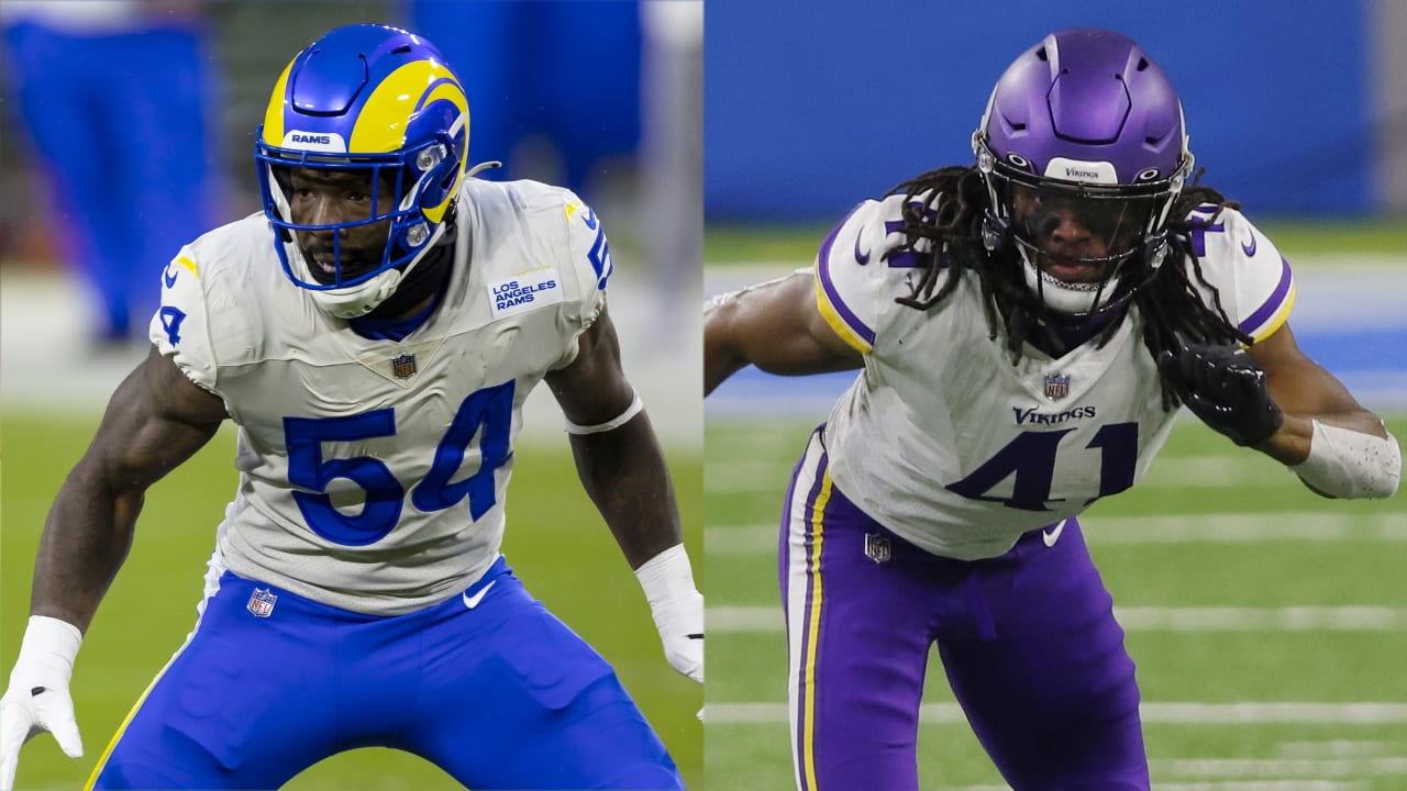 nfl.com - Gil Brandt - 2021 NFL free agency: Seven intriguing player-team fits
