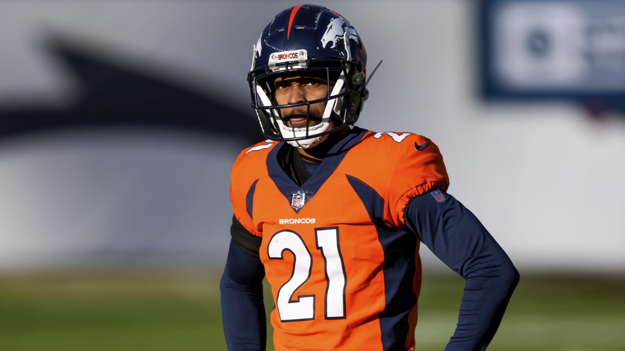 Broncos CB A.J. Bouye suspended six games for performance-enhancing drug use