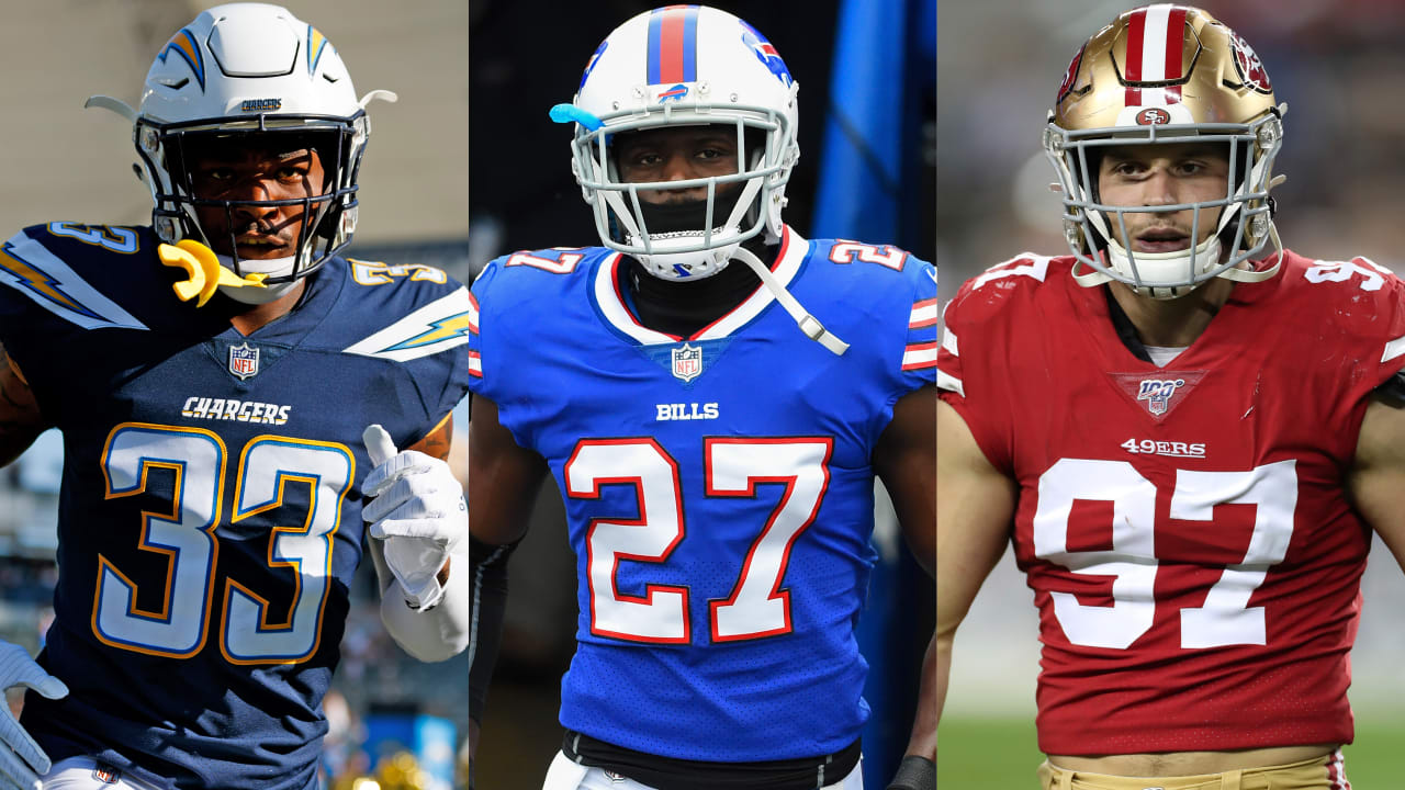 Nfl S Top Nine Defenses In 2020 Chargers Bills 49ers All Loaded But Who S No 1