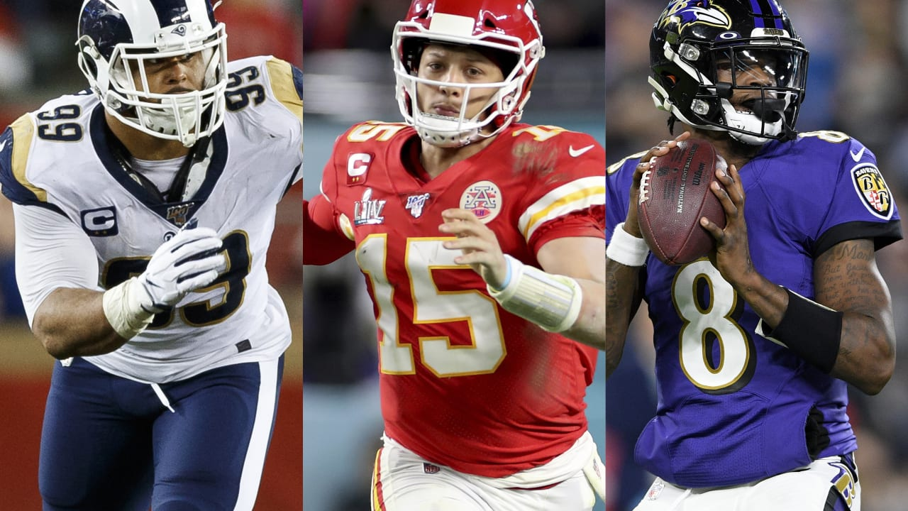 Nfl 100 S Top 10 Names Unveiled Ahead Of Rankings Reveal