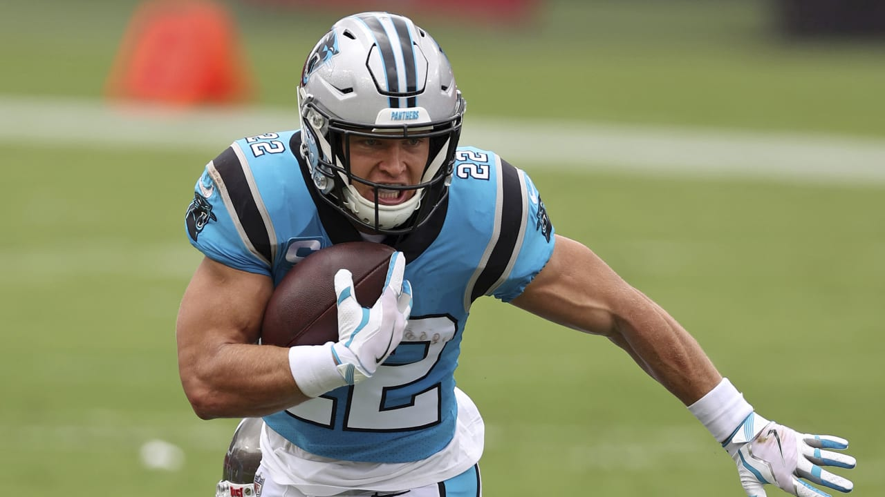 Panthers activate RB Christian McCaffrey to 53-man roster