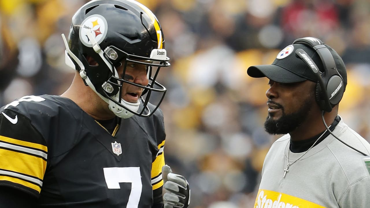 Ben Roethlisberger: Elbow injury was first of a kind for QB – NFL.com