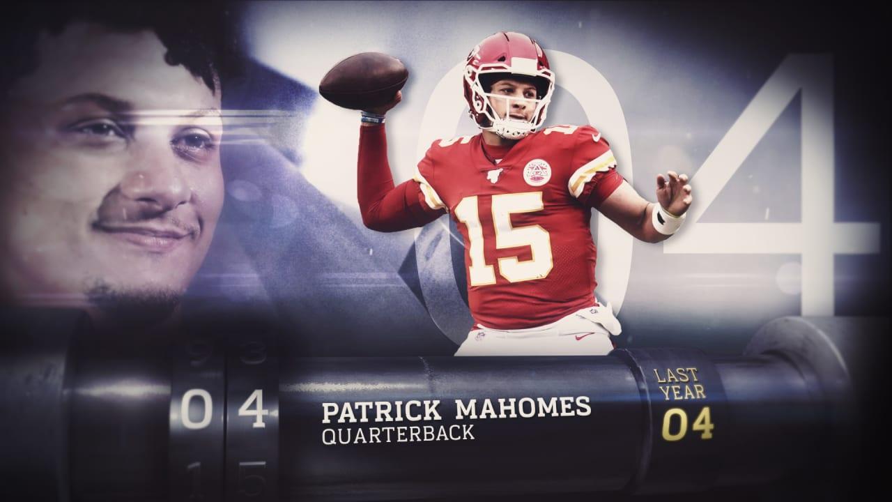 Top 100 Players: Patrick Mahomes at No. 4?! Let's re-rank the top 10 – NFL.com